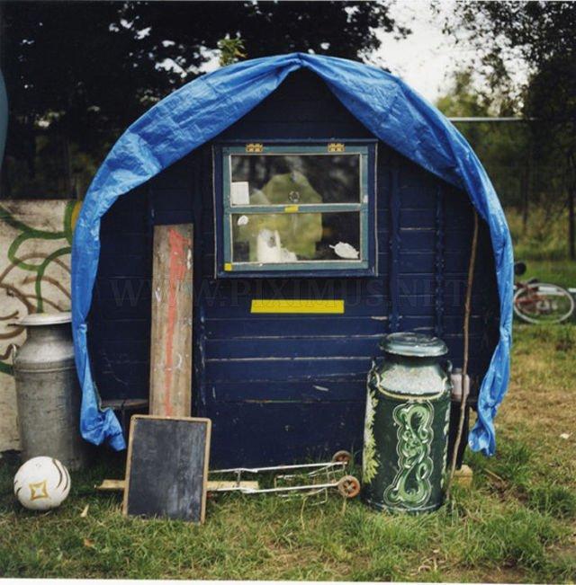 Modern Gypsies of England