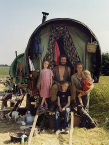 Modern Gypsies of England