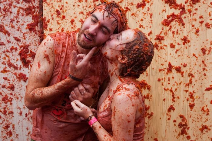 Tomatina Festival 2011: Epic Food Fight in Spain