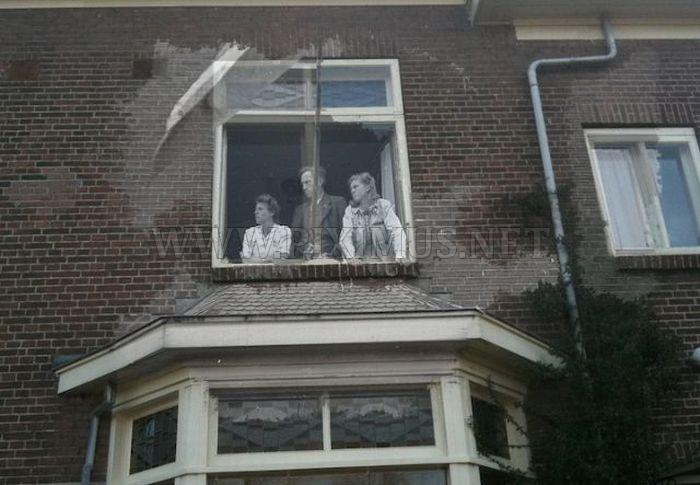Apparitions from Amsterdam