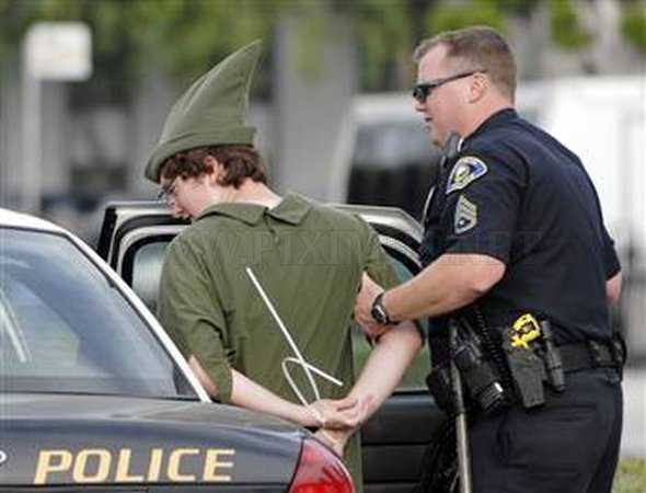 Top Funny Costumes to get arrested