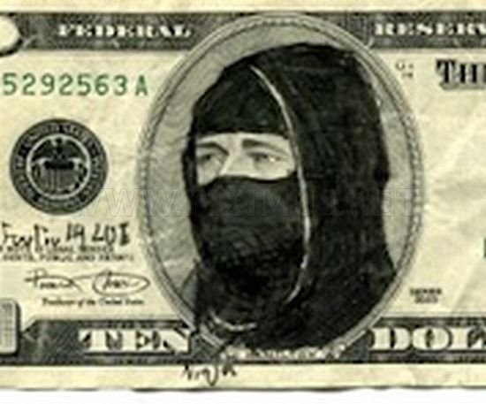 Funny Examples of Defaced Money