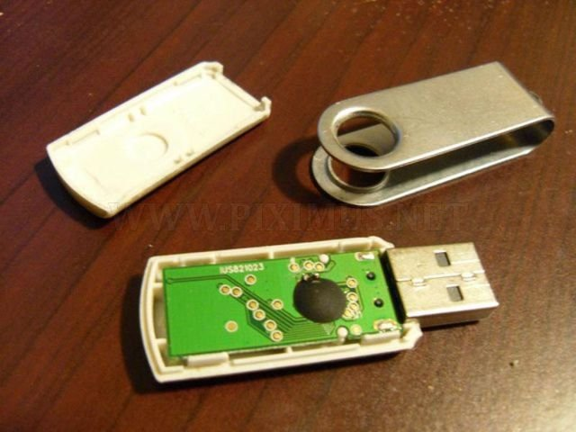 The Secret of Chinese Flash Drive