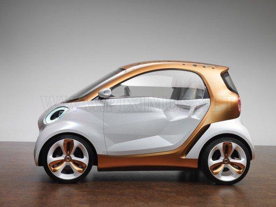 Smart Forvision Concept Car