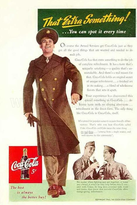 Awesome Vintage Coca-Cola Advertisement Posters