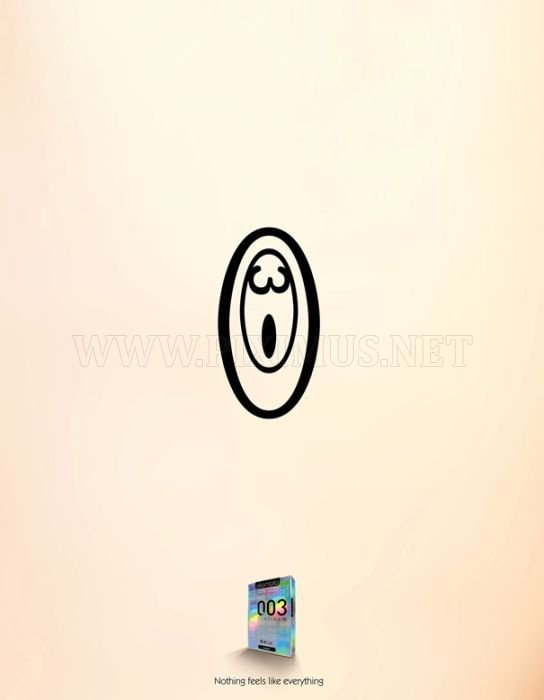 Brilliant Minimalist Print Ads, part 2