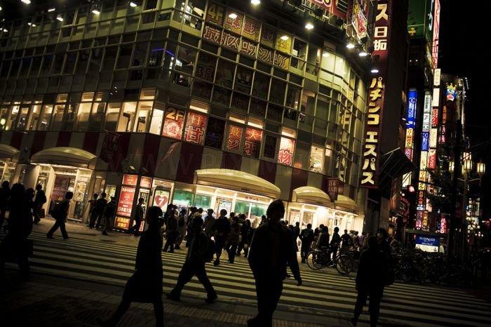 Yakuza Mafia In Tokyo