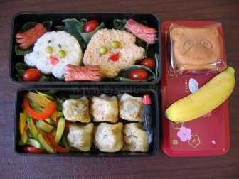 Bento - the art of a quick snack at work