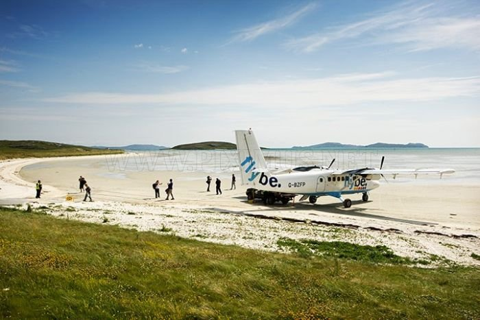 The World's Dangerous Barra Beach Airport