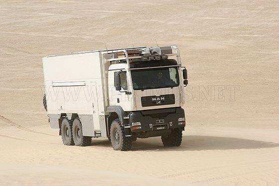 Truck home - MAN