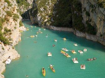 French resorts
