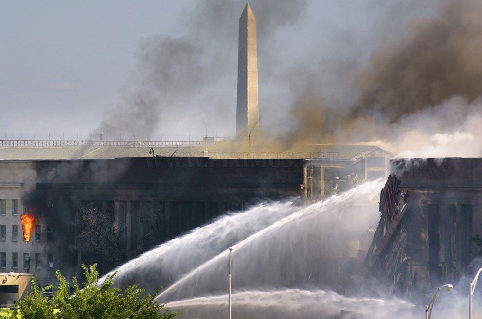 Photos of the terrorist attacks September 11, 2001, part 2001