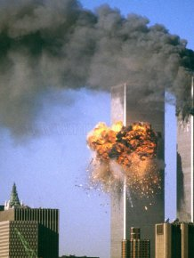 Photos of the terrorist attacks September 11, 2001