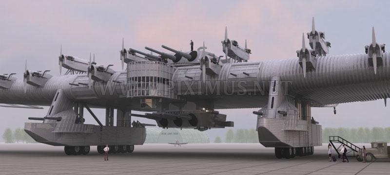 Russian Flying Fortresses