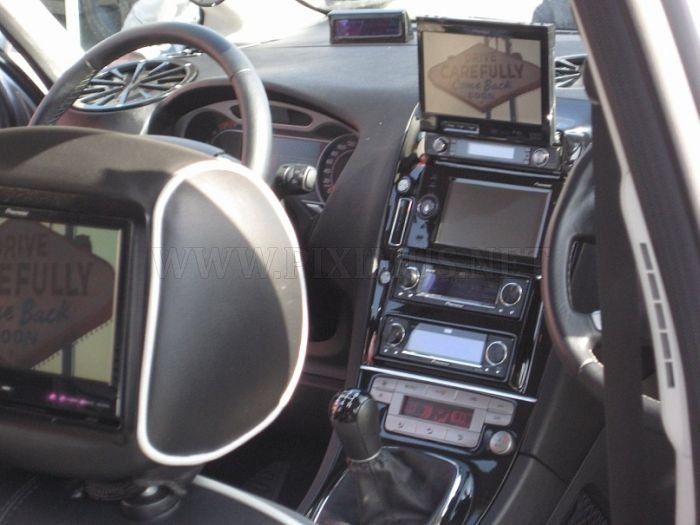 Strange Car Interior Tuning | Vehicles