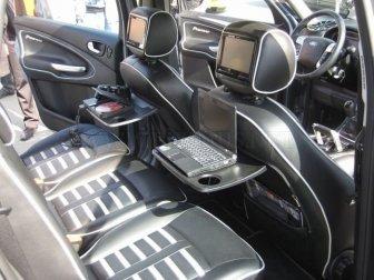 Strange Car Interior Tuning