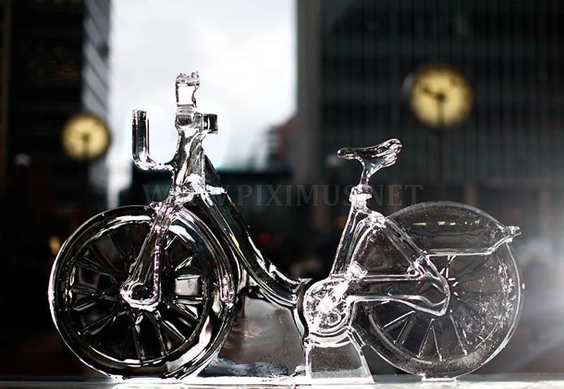 Ice Bike