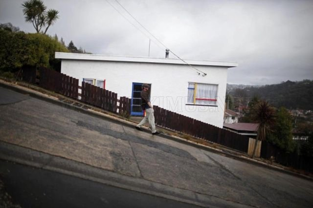 The World's Steepest Street