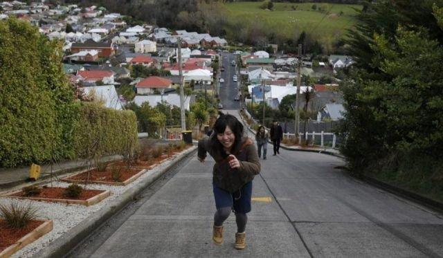 The World's Steepest Street, part 2