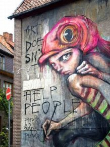 Excellent Street Art Masterpieces