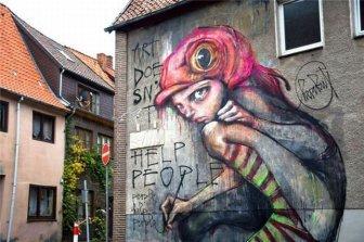 Excellent Street Art Masterpieces