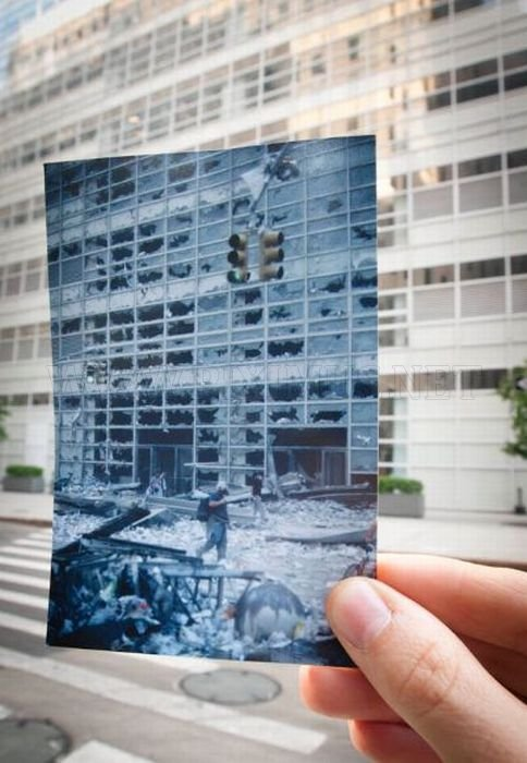 9/11: Looking Into the Past