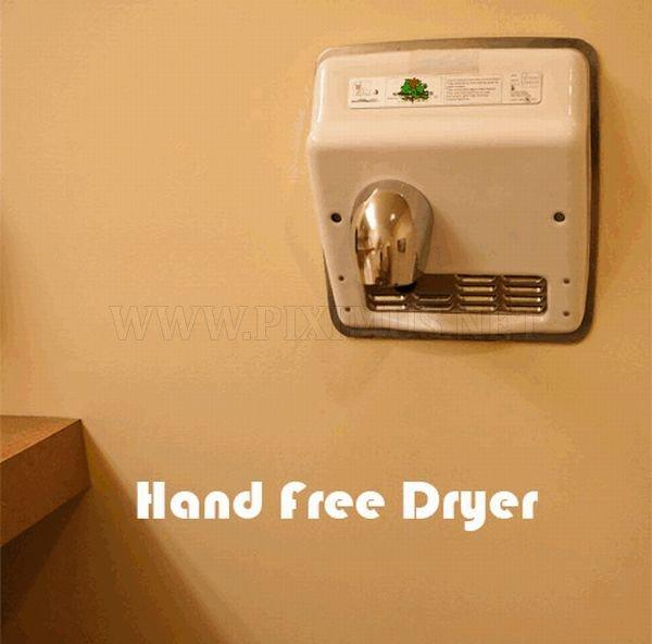 Hand Free WC