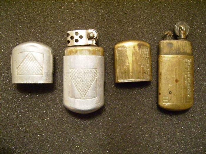 Impressive Retro Lighters