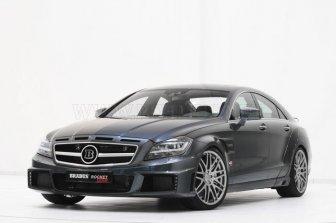 Mercedes-Benz CLS - Brabus Rocket 800