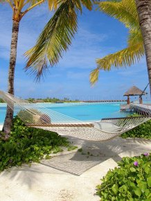 Anantara Kihavah Villas - a luxury hotel in the Maldives