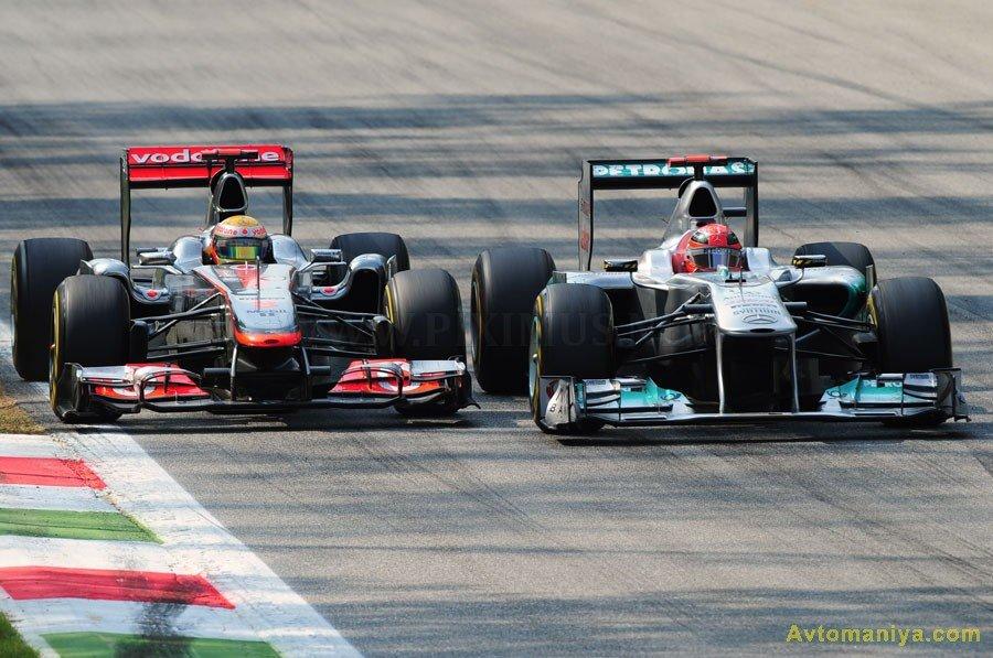 Behind the scenes the Italian Grand Prix 2011, part 2011