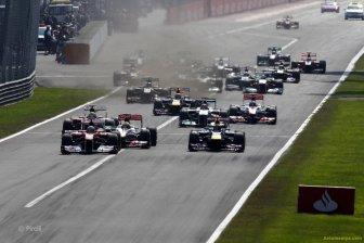 Behind the scenes the Italian Grand Prix 2011