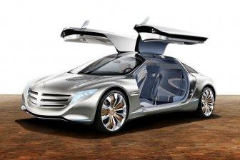 Mercedes-Benz concept F125