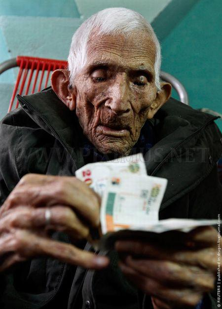 111-Year-Old Man