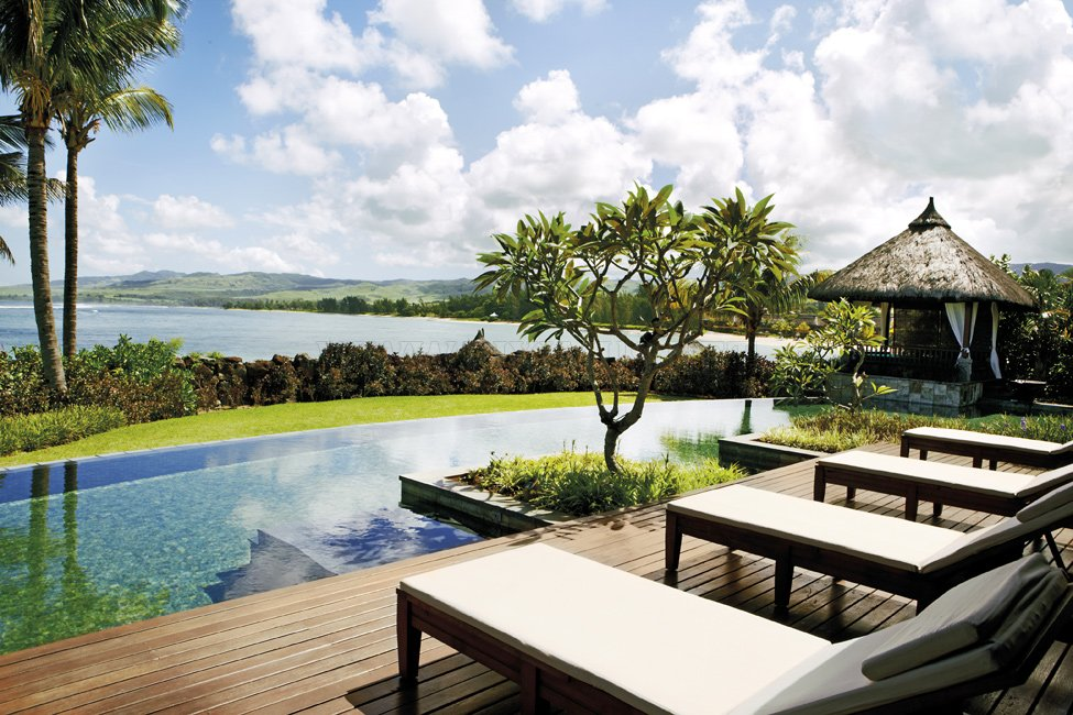 Shanti Maurice - paradise on the island of Mauritius