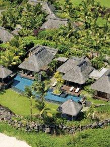 Shanti Maurice - paradise on the island of Mauritius