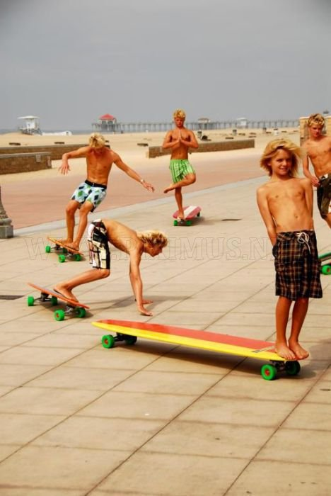 Hamboards: The Skate & Surf Infusion