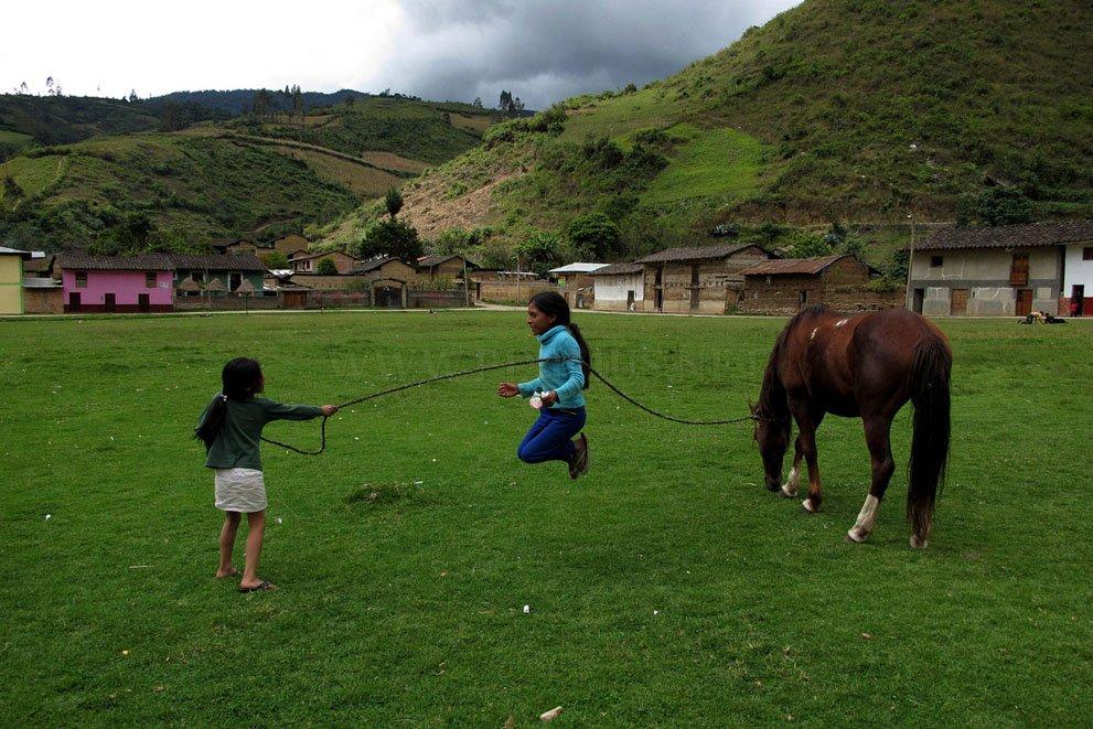 Life in Peru