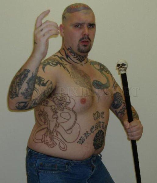 Weird Body Transformation of Mathew Wheeler