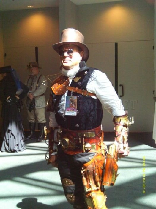 Marvelous Steampunk Costumes