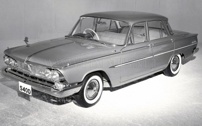 Retro Cars, part 2