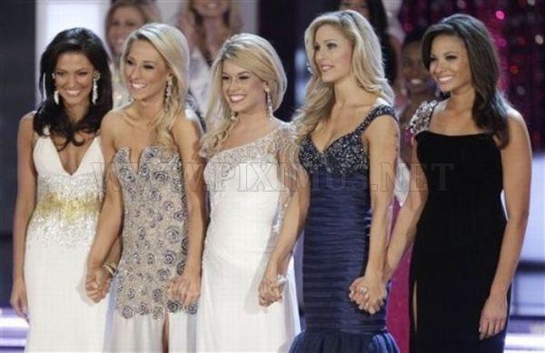 Teresa Scanlan Miss America 2011, part 2011