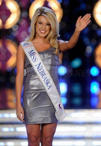 Teresa Scanlan Miss America 2011