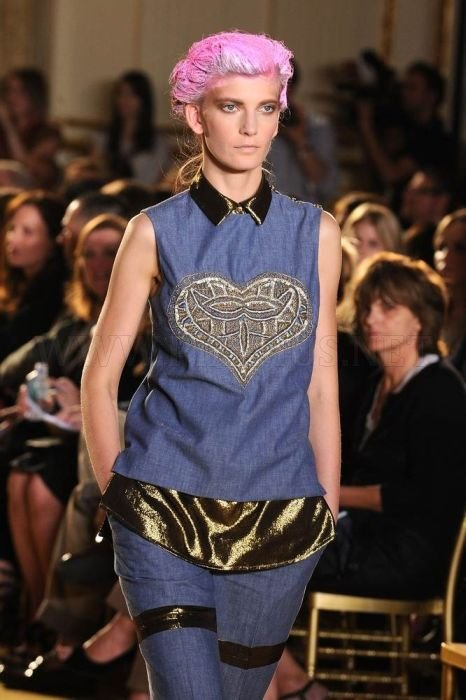 Weird New York Fashion Week Style
