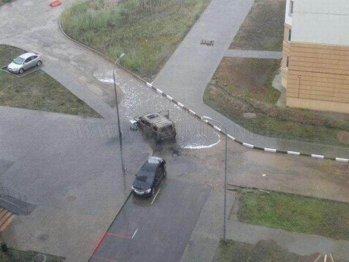 Cruel Car Revenge