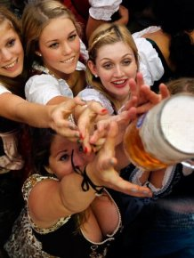 The Biggest Beer Festival: Oktoberfest 2011 in Germany
