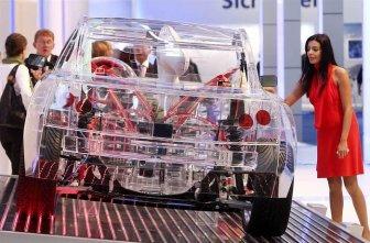 Frankfurt Motor Show 2011 cars of the future