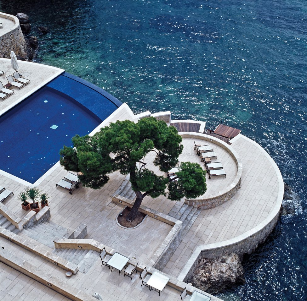 Hospes Maricel Hotel on the island of Palma de Mallorca