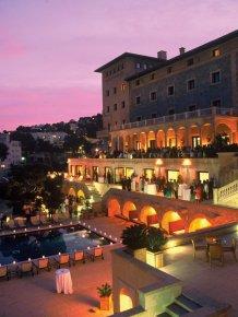Hospes Maricel Hotel on the island of Palma de Mallorca
