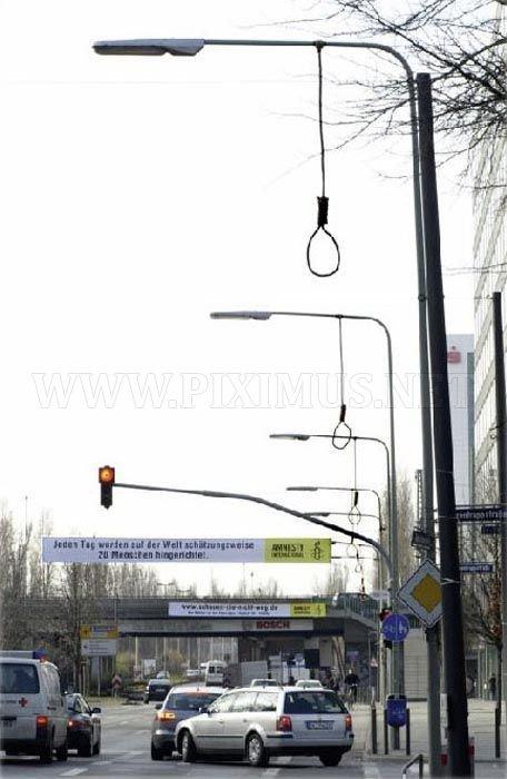 Genius Street Pole Advertising